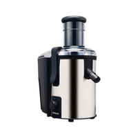 Kenwood Stainless Steel Centrifugal Juice Extractor,Silver - JEM500SS