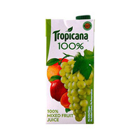 Tropicana Mixed Fruit Juice Tetra Pack 180ML