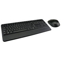 Xcell Keyboard-Mouse Combo Wireless KB201 Black