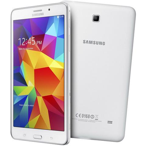 """Samsung-Tablet-Galaxy-Tab-4-SM-T231-Quad-Core-1GB-RAM-8GB-Memory-3G-7""""-White"""