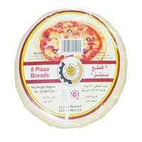 Golden Loaf Pizza Base Medium 450g