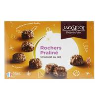 Jacquot Milk Chocolate Rock Box 400g