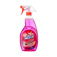 Mr Muscle Windex Glass Cleaner Berries Trigger 768ML