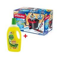 Vileda Easy Wring & Clean Set + Dettol Liquid 900ML Free