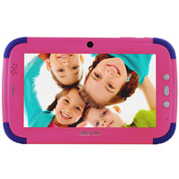 "iLife Tablet Kids Tab 7 Quad Core 1.3Ghz,1GB RAM,8GB Memory,3G,7"" Pink"
