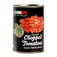 Organic Larder Chopped Tomatoes 400g