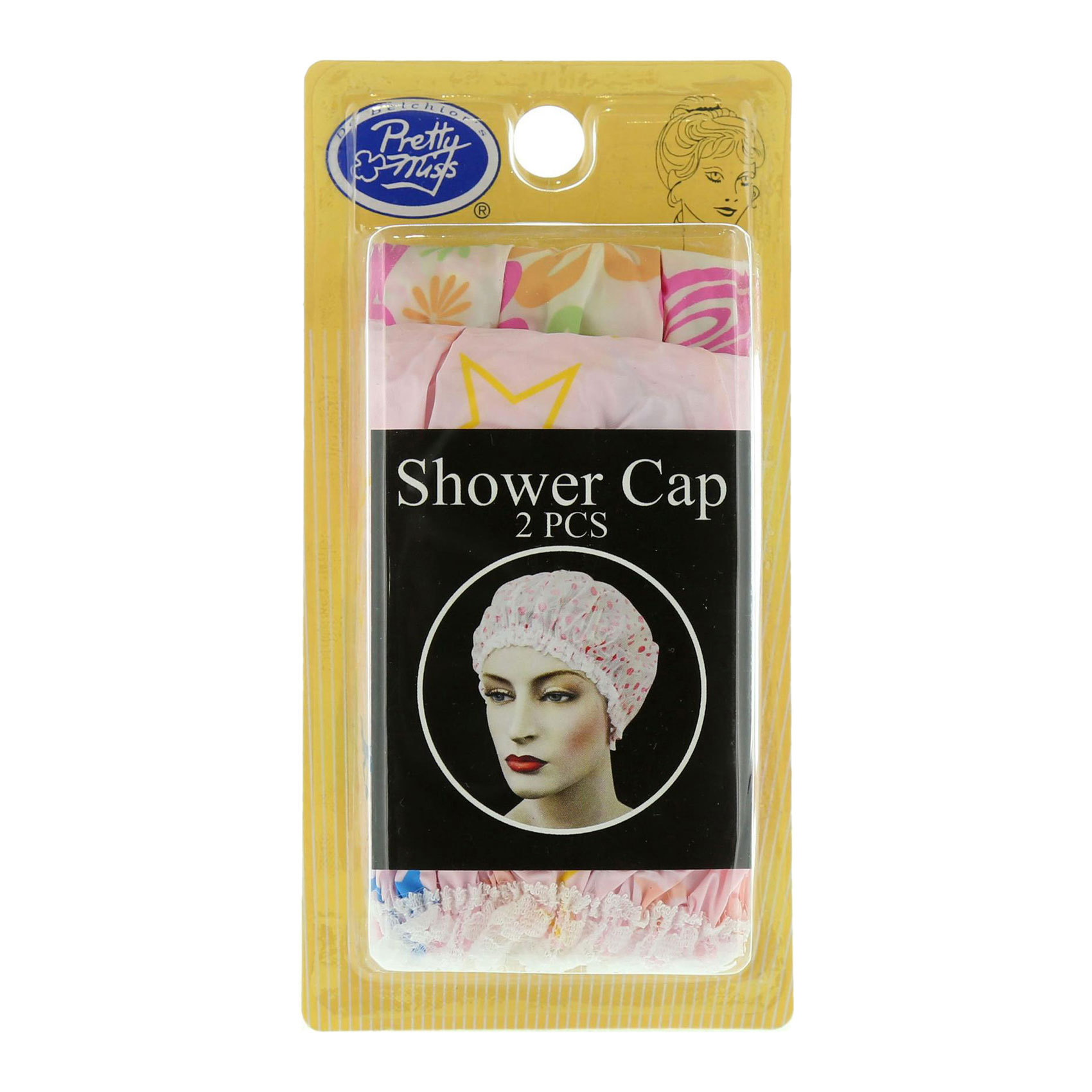 PRETTY MISS SHOWER CAP 41128