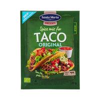 Santa Maria Organic Spice Mix for Taco Original Mild 28g