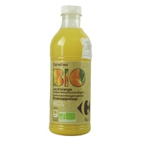 Carrefour Bio Organic Orange Juice 1L