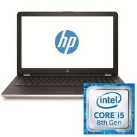 HP 15-DA0003NE Laptop, Intel Core i5-8250U, 15.6 Inch, 1TB, 16GB RAM - Silver