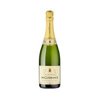 De Courance Champagne Demi Sec Blanc 75CL
