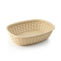 Dunya Rattan Bread Basket Small 052