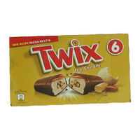 Twix Ice Cream Mp 34.2gx6