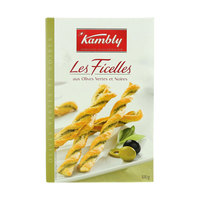 Kambly Puff Pastry Biscuits 100g