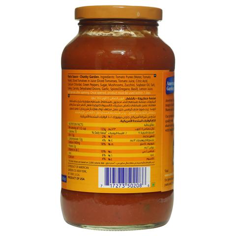 American-Garden-Chunky-Garden-Pasta-Sauce-680g