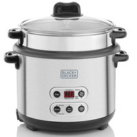 Black+Decker Rice Cooker RPC1800-B5