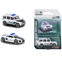 Majorette Dubai Police Diecast Single Pack - Assorted