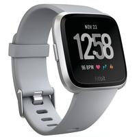 Fitbit Watch VERSA Gray/Silver Aluminum