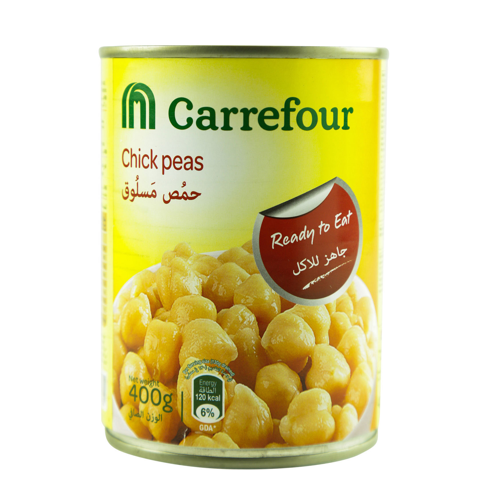 CRF CHICK PEAS 400G