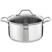 Tefal Intuition Stainless Steel Casserole 24Cm