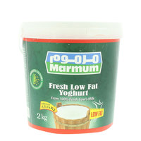 Marmum Fresh Low Fat Yogurt 2kg