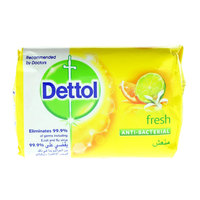 Dettol Anti - Bacterial Fresh Soap 120g