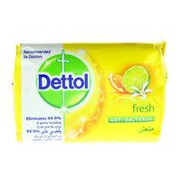 ديتول صابون منعش مطهر للبكتيريا 120 غرام
