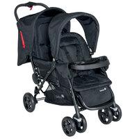 Safety 1st Duodeal Tandem Stroller Full Black