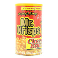 Mr. Krisps Cheese Balls 80g