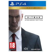 Sony PS4 HITMAN Complete First  Season