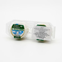Carrefour Goat Cheese Crottin 2 x 60 g
