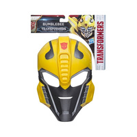 Transformers V5 Role Play Masks Assorted