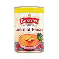 Baxters Favourites Cream Of Tomato 400GR