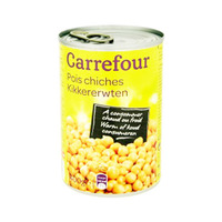 Carrefour Chickpeas 265GR