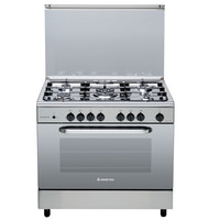 Ariston 90X60 Cm Gas Cooker CN5SG1X/EXC