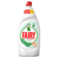 Fairy Dishwashing Liquid Sensitive Tea & Mint Leaves 1L