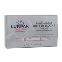 Lurpak Cook's Range Butter Blocks 6x50g