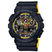 Casio G-Shock Men's Analog/Digital Watch GA-100BY-1A