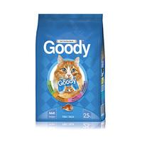 Goody Cat Food Chicken 2.5KG
