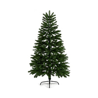 Carrefour Medium Christmas Green Tree N14 210CM