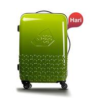 Kamiliant Hard Hari Spinner Luggage Trolley Bag 66CM Lime Gradation