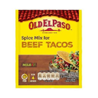 Old El Paso Spice Mix For Tacos 25GR