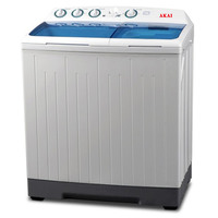 Akai 10KG Top Load Washing Machine Semi-Automatic WMMA-1001M