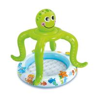 INTEX Baby Pool 100 X 102 Cm Smiling Octopus Shade