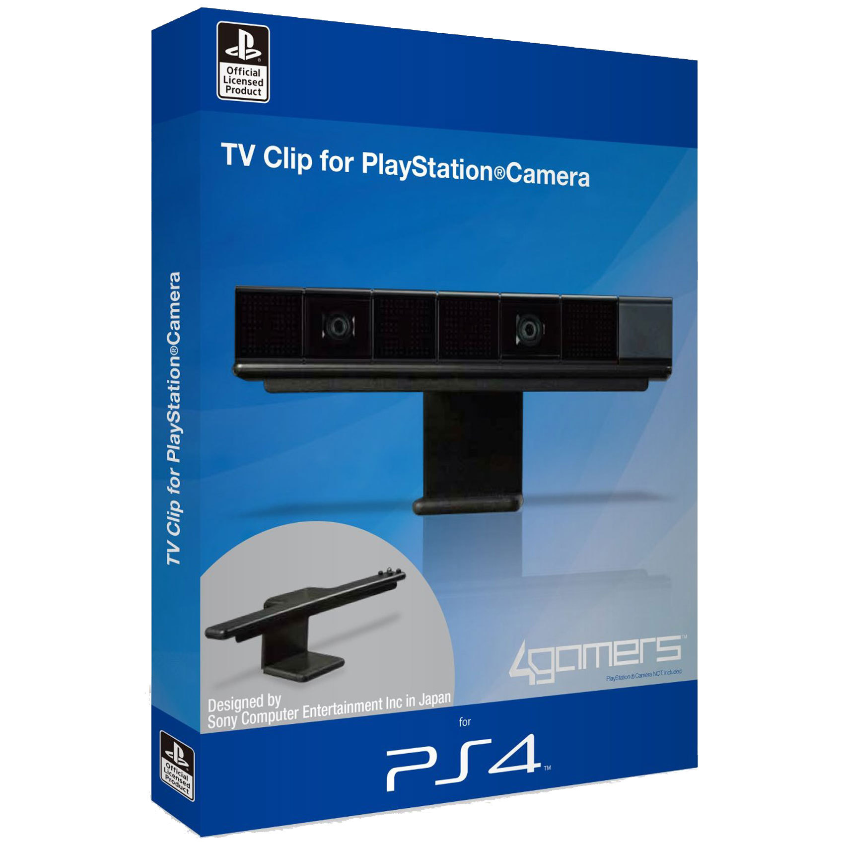 4GAMERS PS4 TV CLIP FOR CAMERA