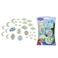 Disney Frozen Glow In The Dark 30Pc