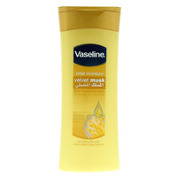 Vaseline Total Moisture Velvet Musk Lotion 400 ml