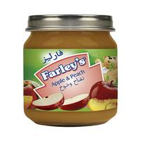 Heinz Farleys Peach And Apple 120GR