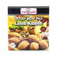 Al kabeer lamb kibbeh 400 g
