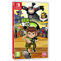 Nintendo Switch BEN10